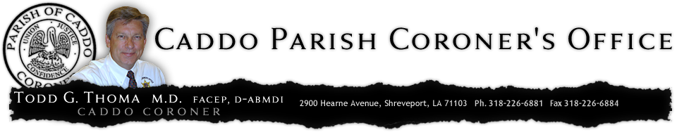 Caddo Parish Coroner's Office